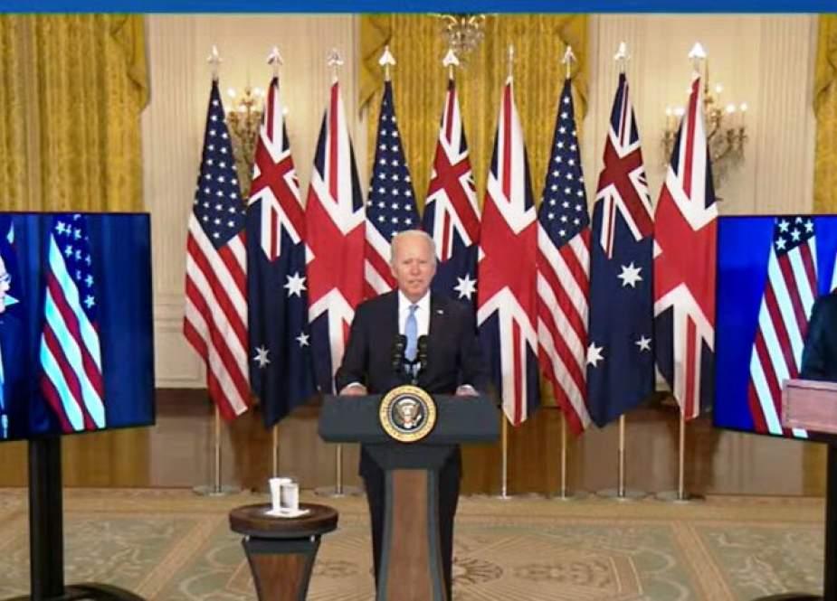 پنج  نکته مهم درباره پیمان امنیتی آمریکا، انگلیس و استرالیا!