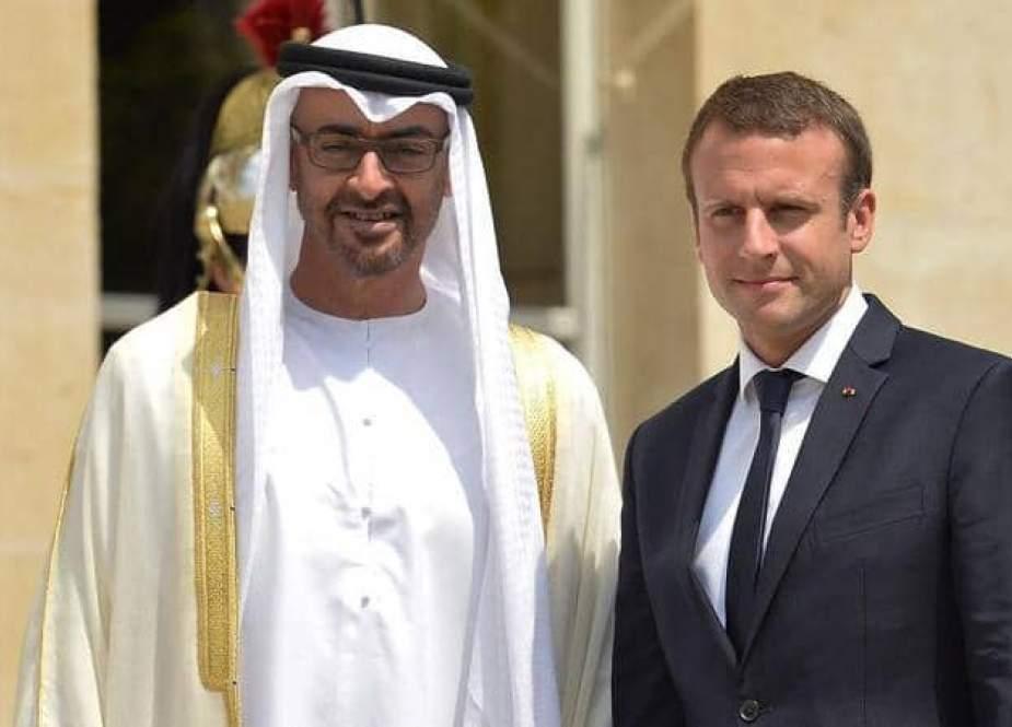 ما هي أهداف محمد بن زايد من زيارته إلى فرنسا؟
