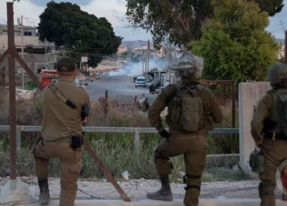 الإحتلال يرفع حالة التأهب في الضفة الغربية