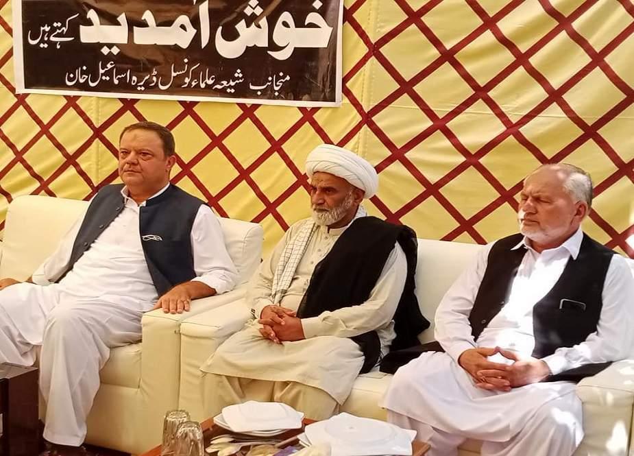 شیعہ علماء کونسل کے زیراہتمام کوٹلی امام حسین (ع) میں تقریبِ تشکر