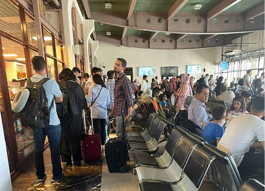Kabil aeroportu rəsmi olaraq daxili və beynəlxalq uçuşları bərpa edib