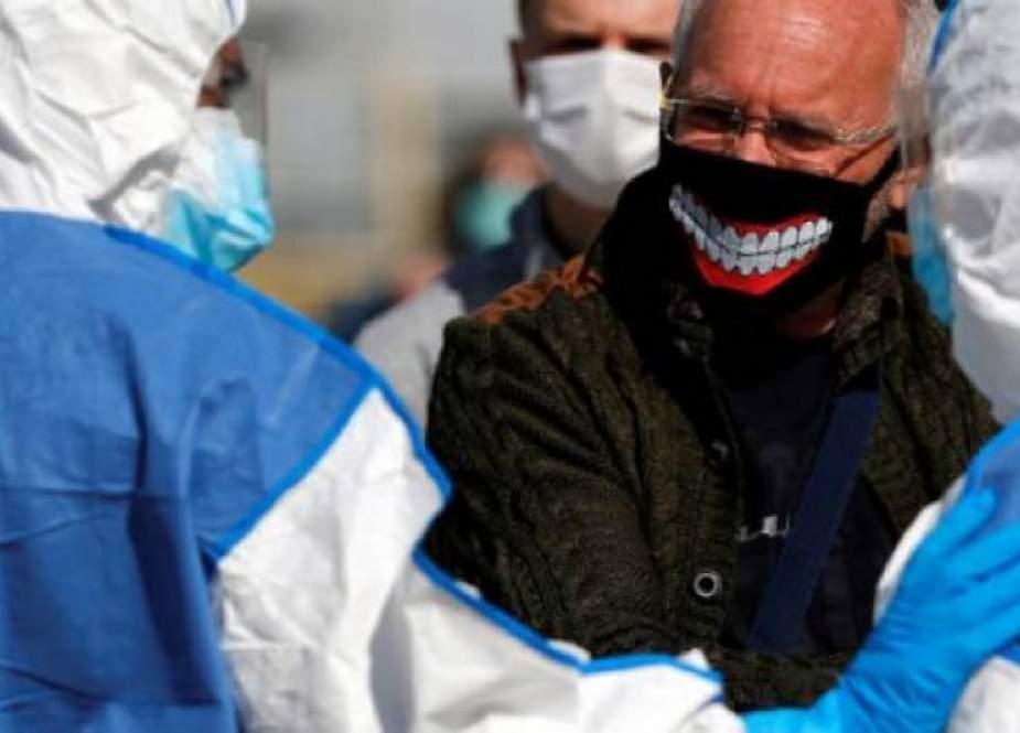 كيان الاحتلال يسجل 6456 إصابة جديدة بكورونا