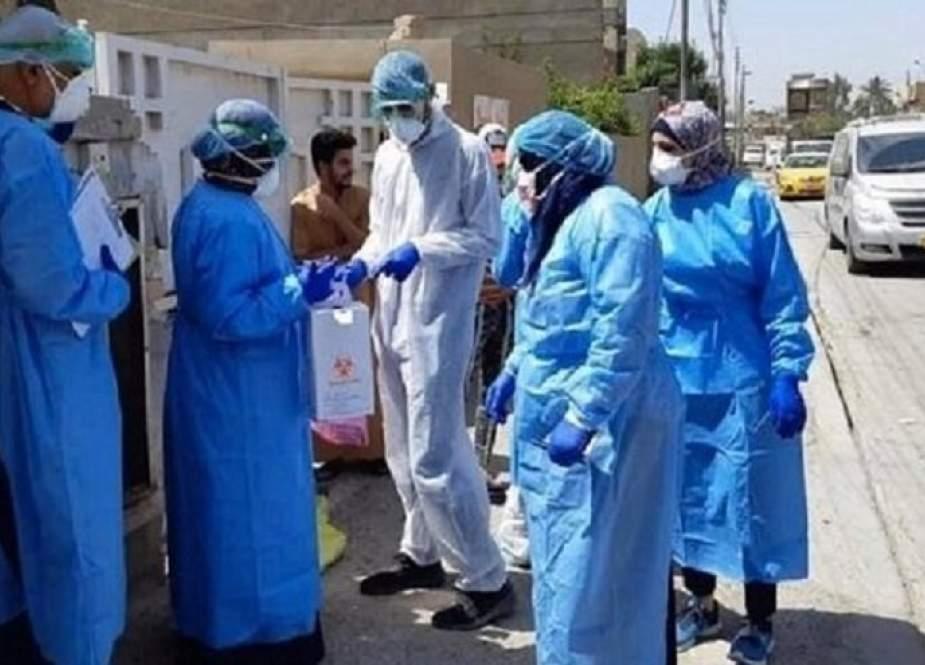 الصحة العراقية تسجل 3192 إصابة جديدة بفيروس كورونا