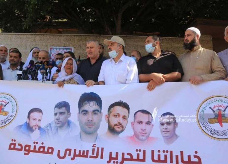 الجهاد الإسلامي تحذر: لن نجعل الاحتلال يهدأ