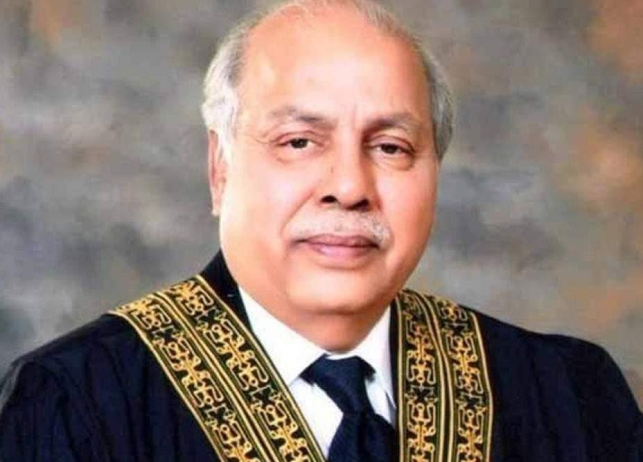 چیف جسٹس پاکستان بدھ سے کراچی رجسٹری میں اہم مقدمات کی سماعت کرینگے
