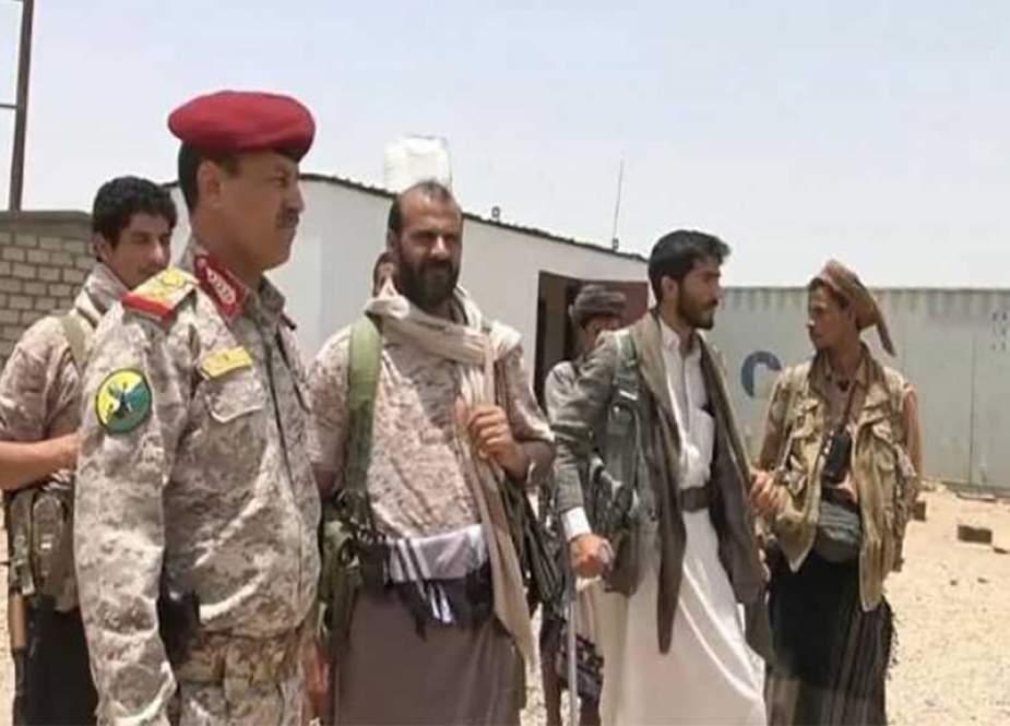 Major General Mohammad al-Atifi, Yemeni Minister of Defense