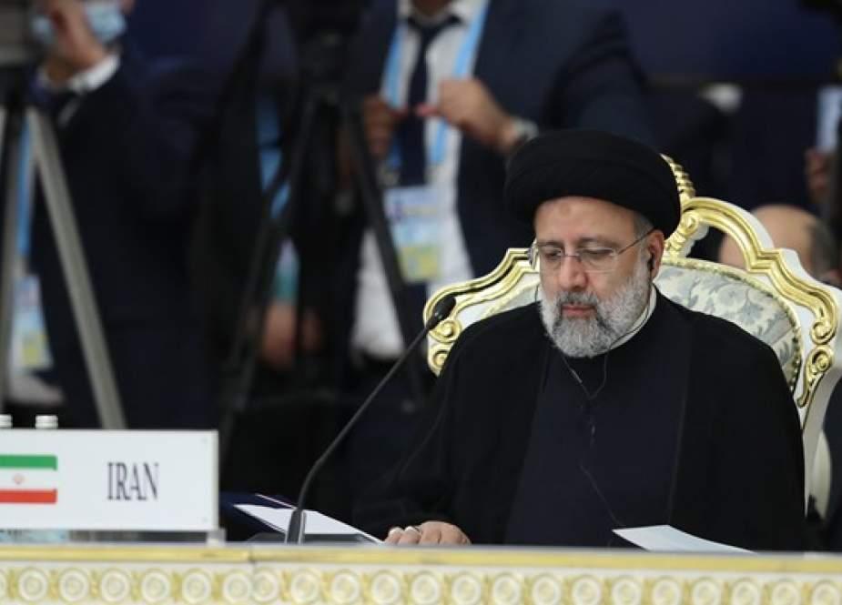 خدمات متقابل ایران و اعضای شانگهای