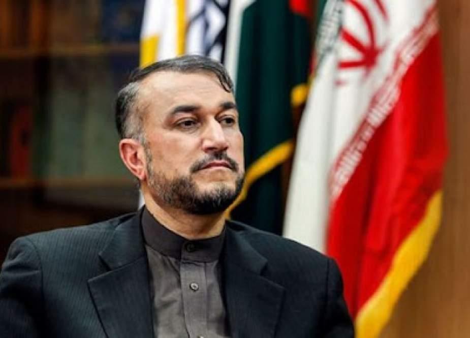 عبداللهیان يؤكد على السياسة الخارجية المتوازنة والدبلوماسية النشطة