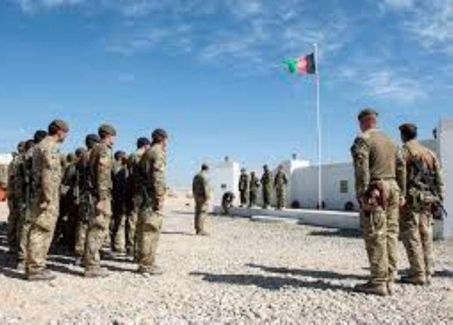 برطانوی فورسز کیلئےکام کرنیوالے 250 سے زائد افغان ترجمانوں کا ڈیٹا لیک ہو گیا