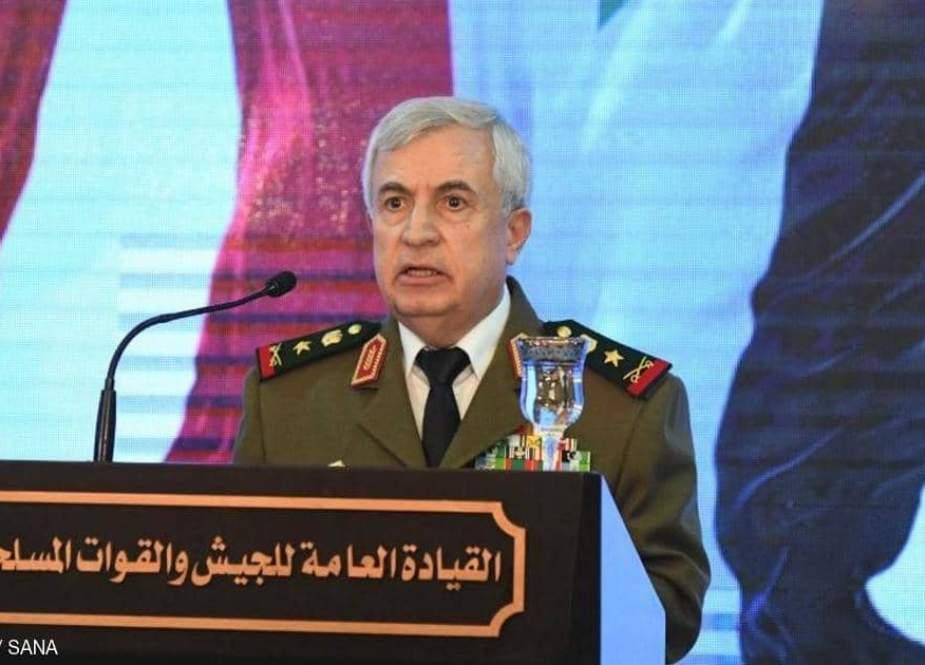 دلالات الزيارة المفاجئة لوزير الدفاع السوريّ إلى الأردن؟