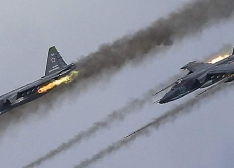 الطيران السوري يستهدف مقرا لـ''حراس الدين'' بريف إدلب