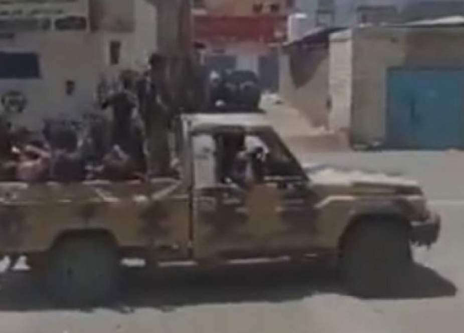 تقدم للجيش اليمني في مديرية جديدة بشبوة