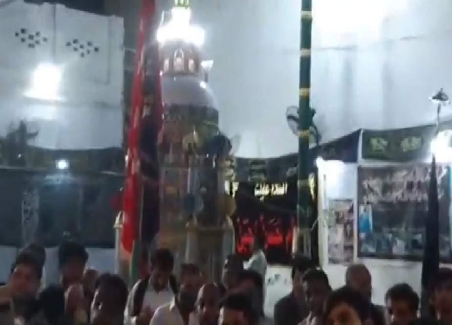 ڈی آئی خان، چہلم امام حسین (ع) کے جلوسوں کا باقاعدہ آغاز ہو گیا