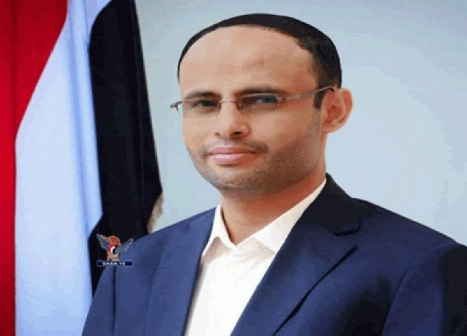 المشاط يؤكد استعداد صنعاء للانخراط في مفاوضات جادة وحقيقية