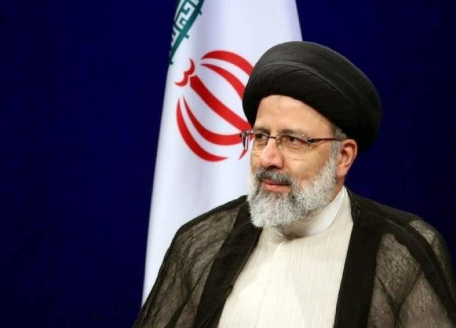رئيسي : سياسة ايران تتمثل في صيانة استقرار دول المنطقة والحفاظ على سيادتها