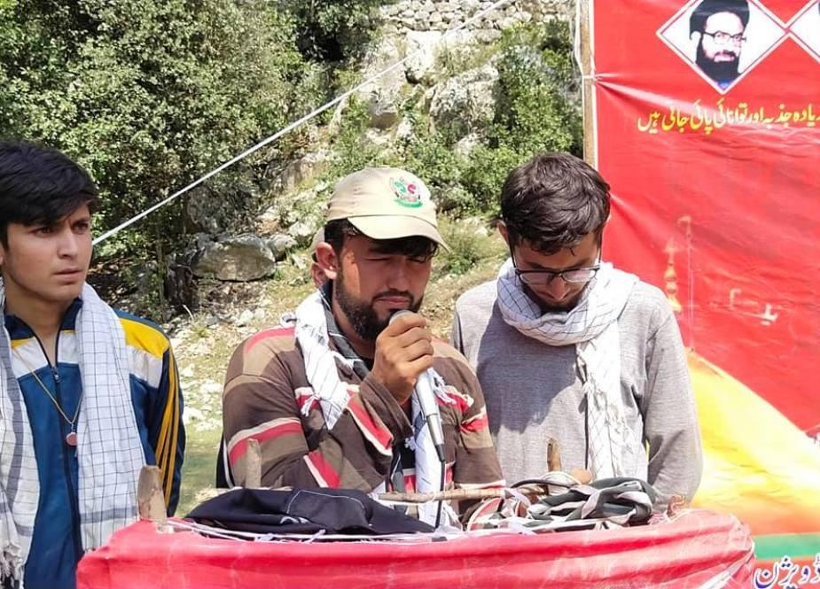 آئی ایس او پشاور ڈویژن کا سالانہ ''سفیرانِ کربلا'' اسکاؤٹس کیمپ