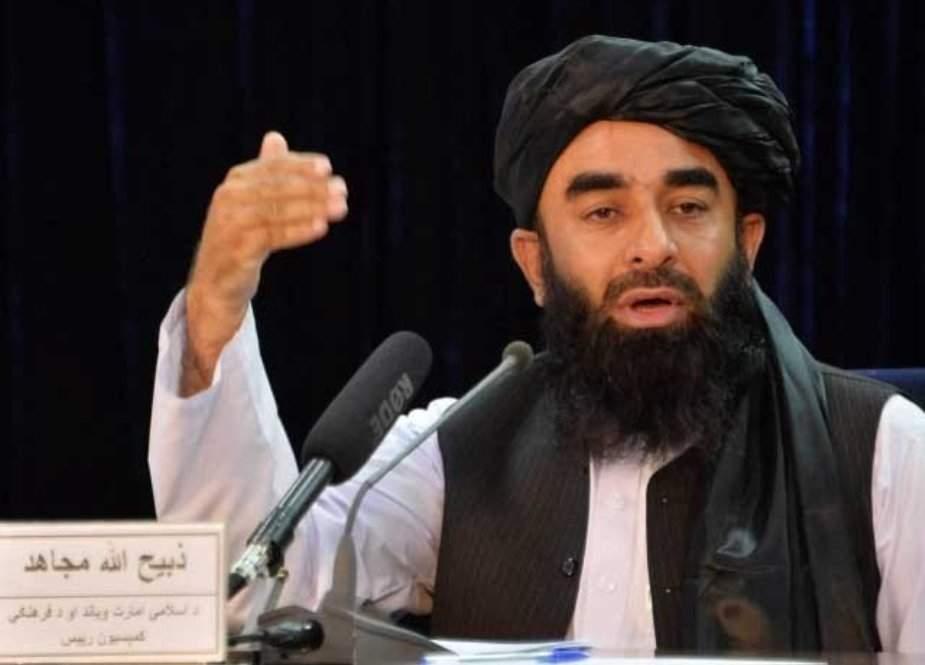 داعش تنظیم کی صورت میں افغانستان میں موجود نہیں، طالبان