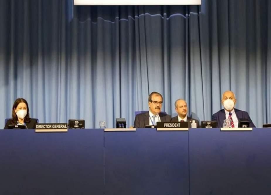 العراق يترأس جلسة مناقشات مؤتمر ''الوكالة الذرية''