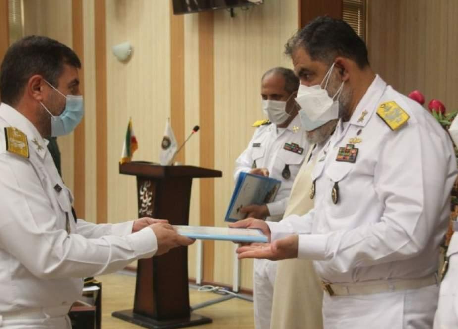 قائد سلاح البحر: الشعب الإيراني لا يخشى الحظر أبدا