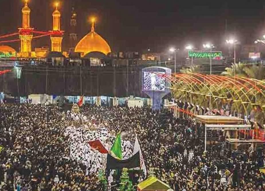 11 ألف موكب في كربلاء استعداداً لزيارة أربعينية الإمام الحسين (ع)