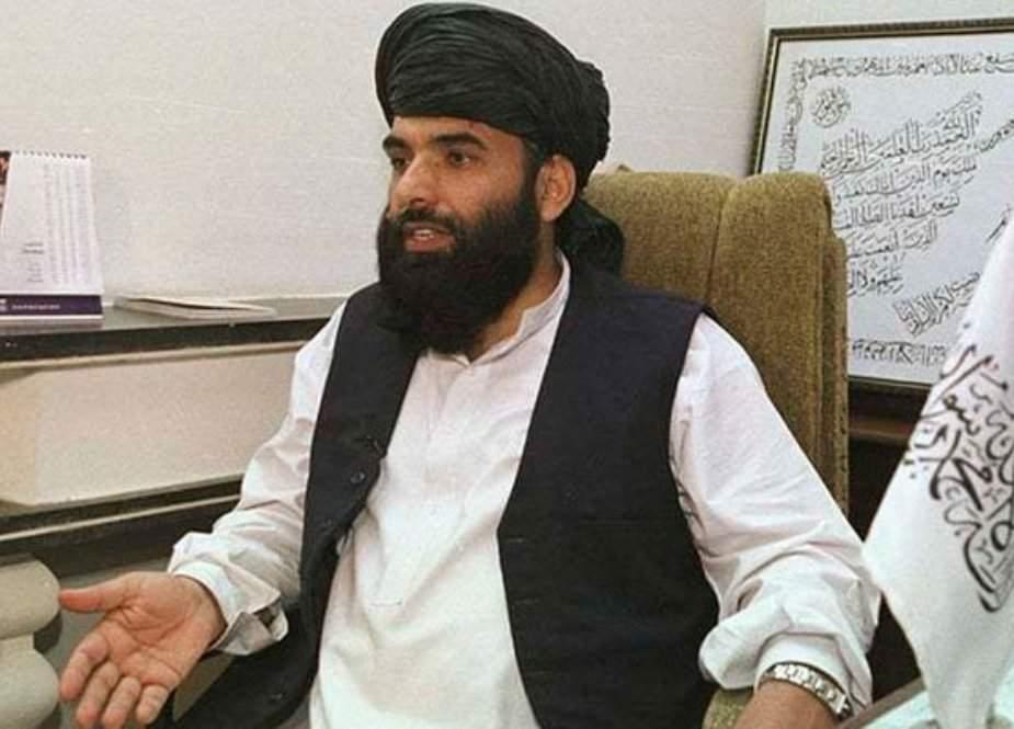 سہیل شاہین اقوام متحدہ میں طالبان کے سفیر نامزد