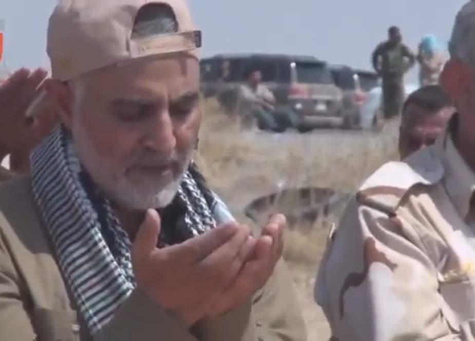 Qassem Suleimani, former IRGC's Quds Force Chief