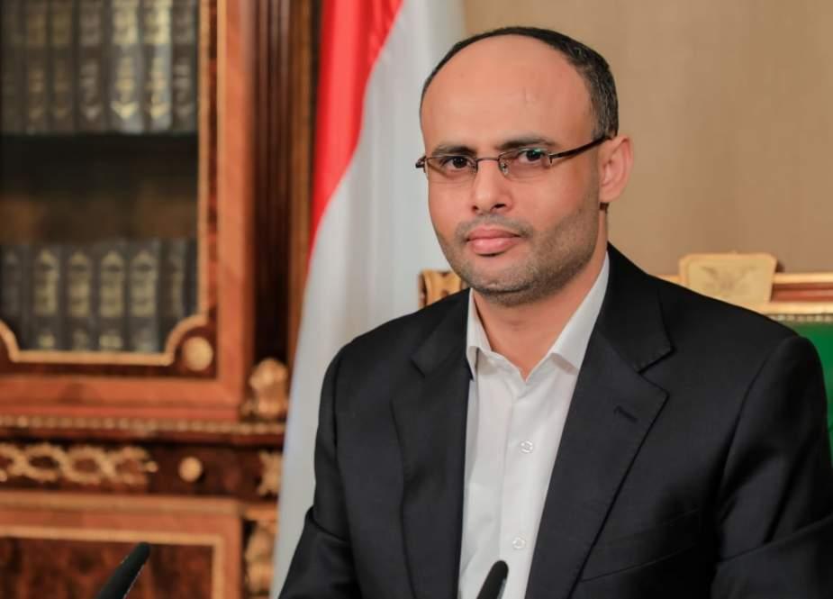 الرئيس المشاط: تحالف العدوان السعودي فشل بالقضاء على ثورة الشعب اليمني