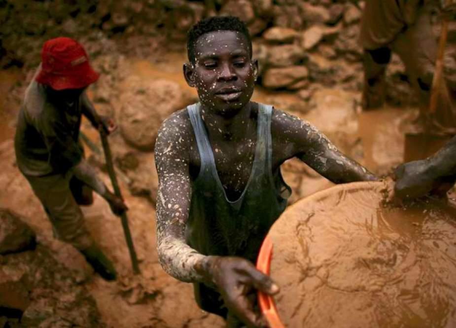 برده داری و تولید کاکائو جهان
