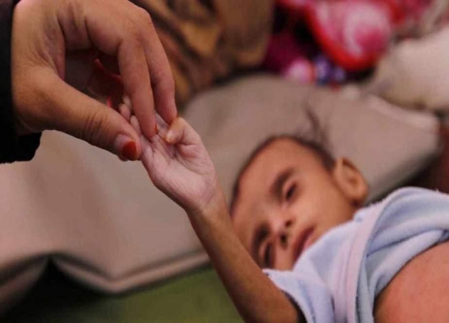 نسل کشی عربستان در یمن با کمک طرفهای غربی