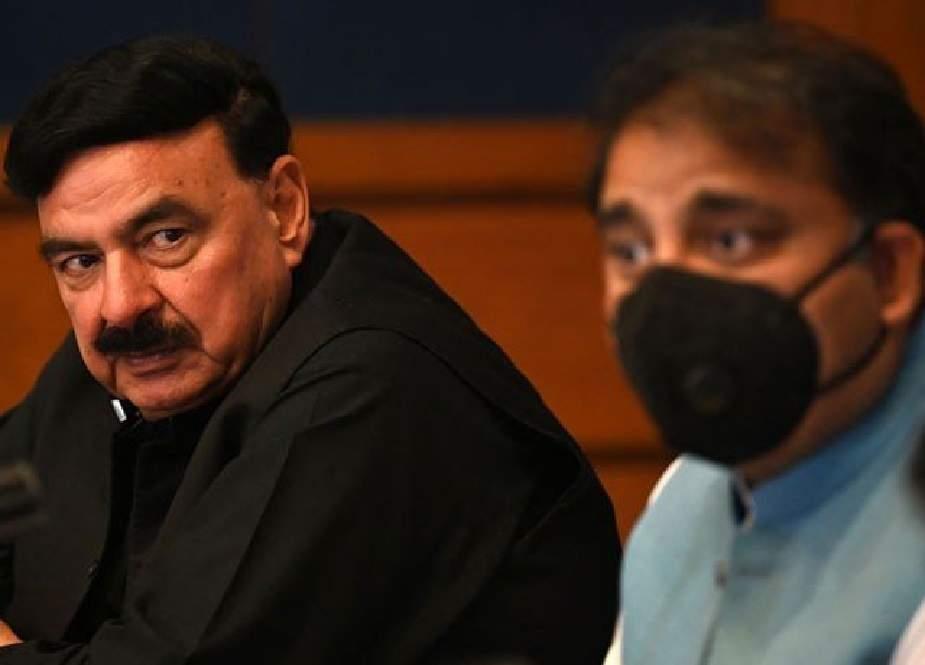 فواد چوہدری اور شیخ رشید نے نیوزی لینڈ کا دورہ منسوخی میں بھارتی سازش سے پردہ اٹھا دیا