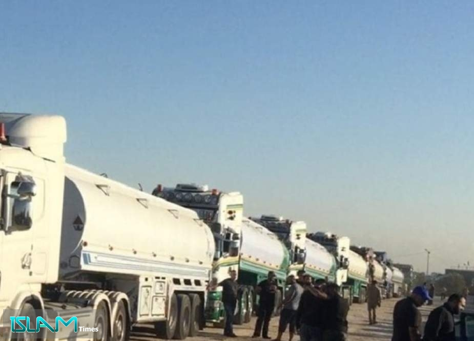 New Convoy of Trailers Carrying Iran