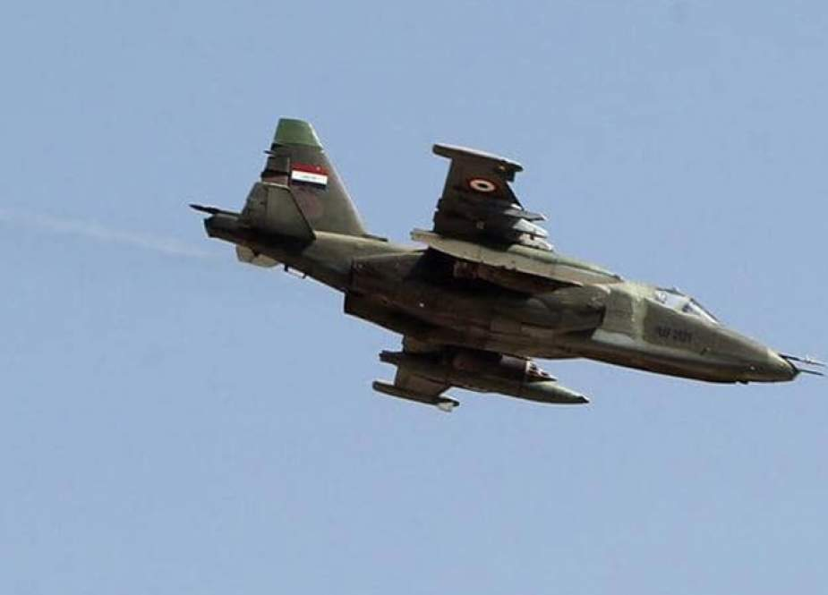 """ضربات جوية عراقية تستهدف اوكار """"داعش"""" في كركوك"""