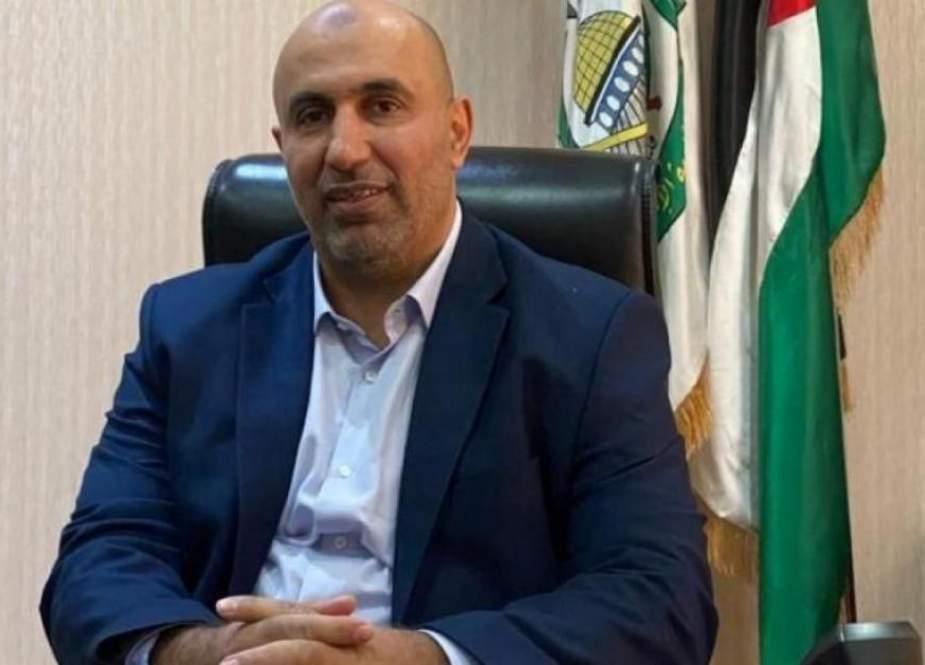 Zaher Jabarin, Member of Hamas