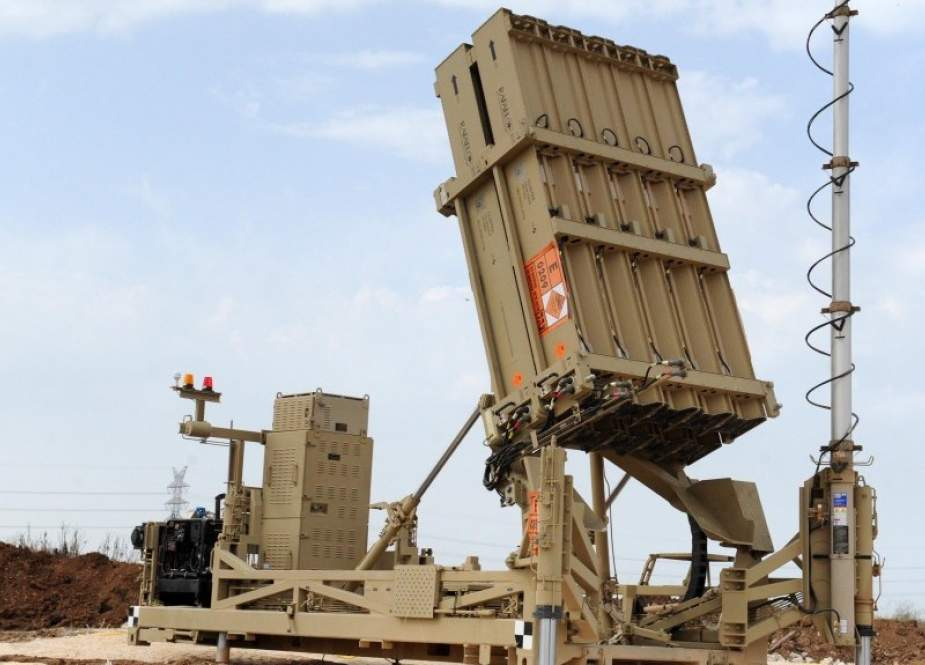 Iron Dome missile defense system.jpg