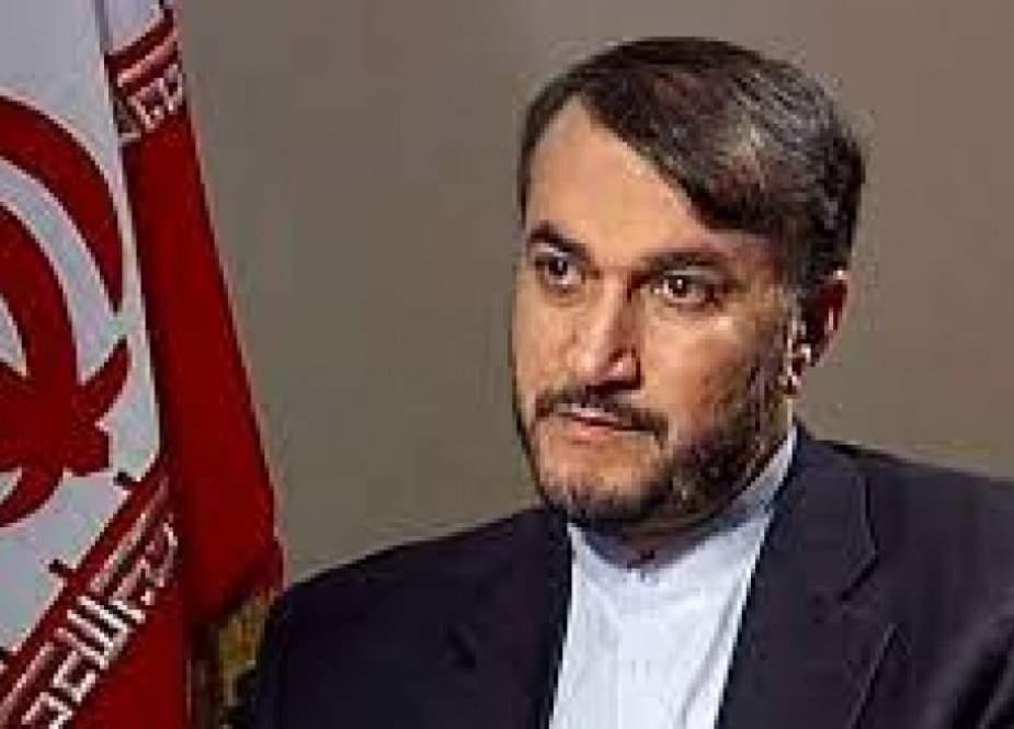 عبد اللهيان: إيران تقف دائمًا إلى جانب لبنان حكومة وشعبًا