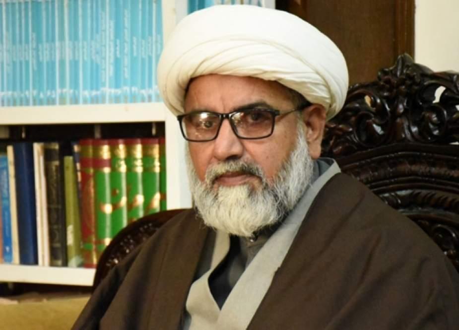 دشمن ہمارے عقائد کیساتھ ساتھ اتحاد کو بھی نشانہ بنانے کی کوششوں میں مصروف ہے، علامہ ناصر عباس جعفری