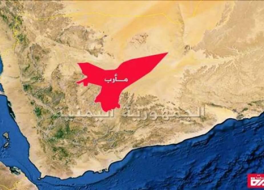 سلطات مأرب تدين جريمة مرتزقة العدوان بحق الشيخ أحمد بليم المرادي