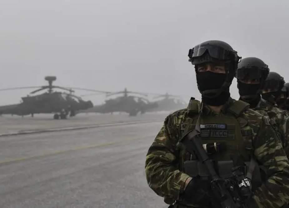 US-Germany troops in Irak (Albawaba).