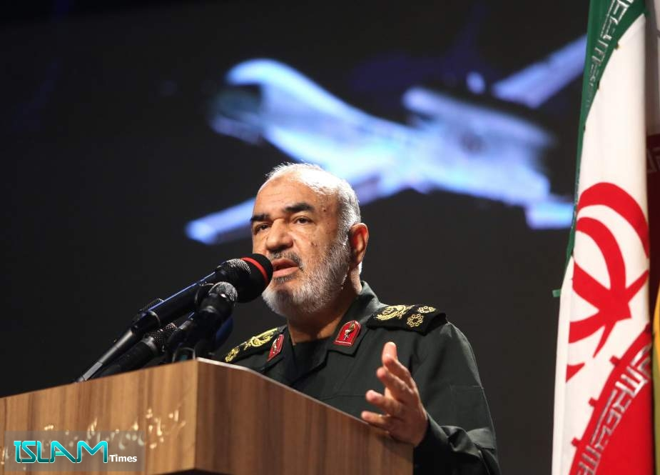 IRGC Chief: Enemy Locked in A Lose-Lose Situation
