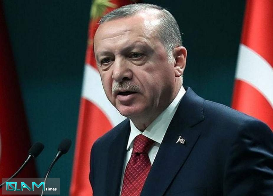 Erdogan: United States not Fulfilled Its Obligations in Afghanistan