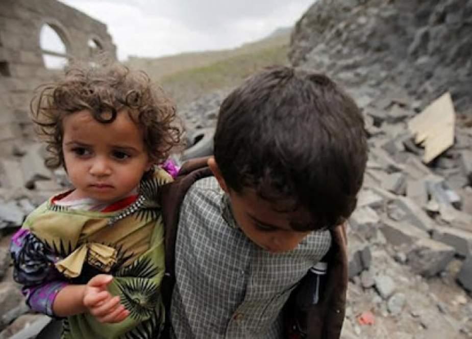 اليمن.. استشهاد 3816 وإصابة 4183 طفلا منذ بدء العدوان