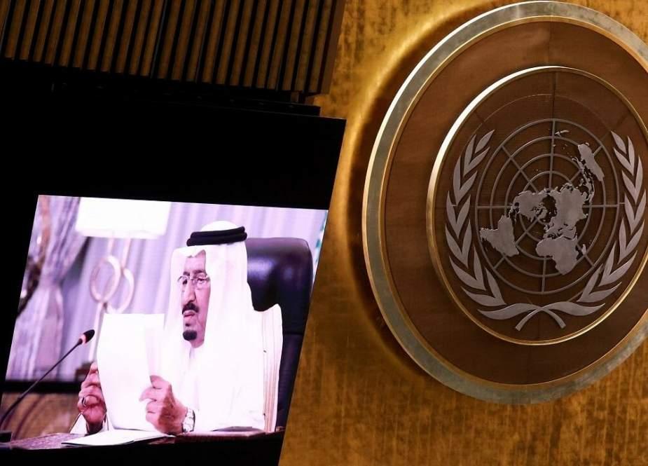 رداً على خطاب الملك سلمان.. وتبقى أحضان إيران مفتوحة لجميع جيرانها
