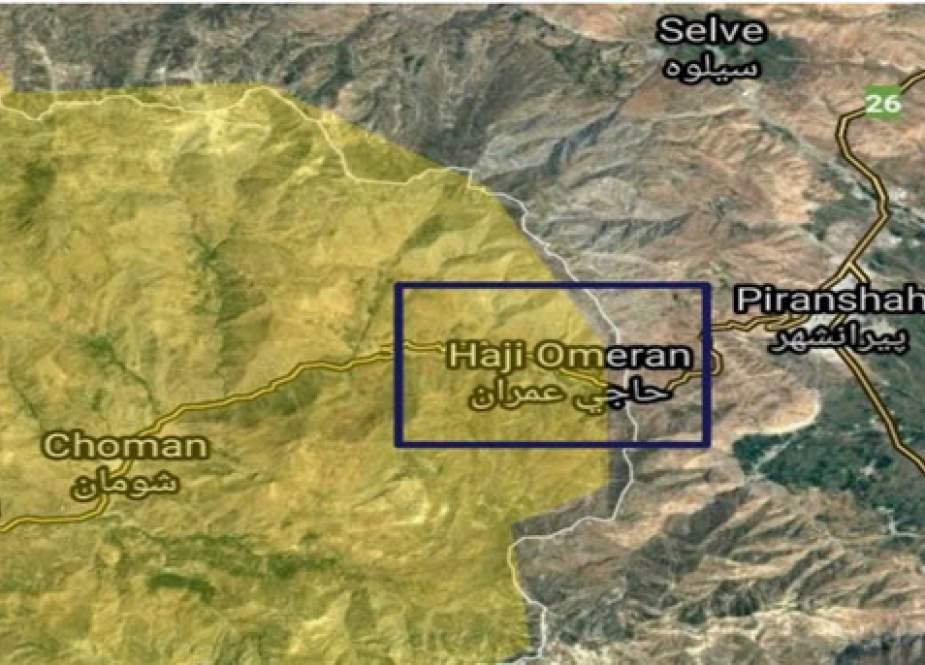 سیلی محکم سپاه به گروهکها؛ التیماتوم نهایی به اربیل
