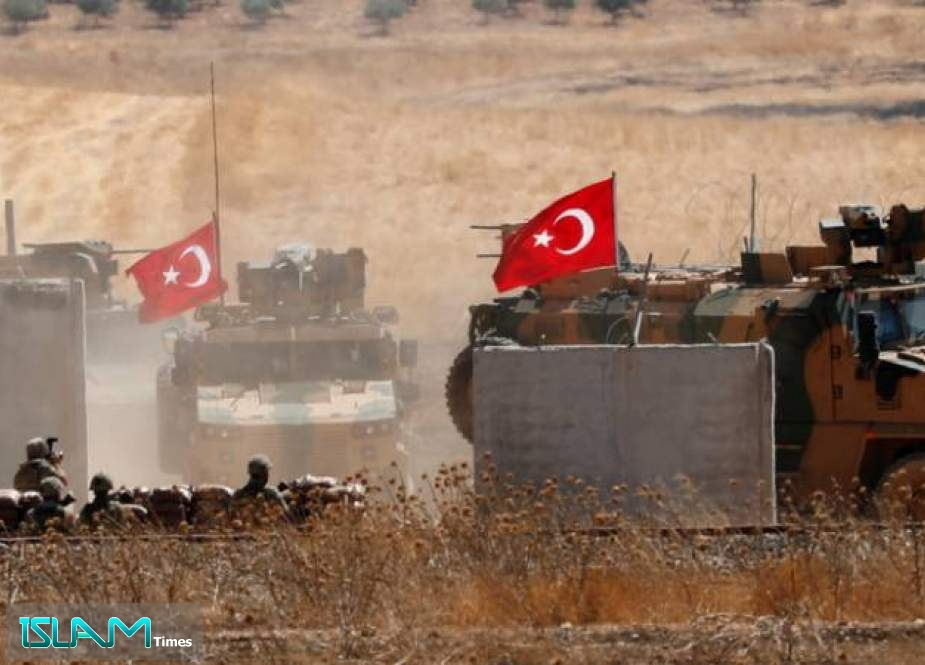 Syria Urges Turkey to Immediately Withdraw from Its Territory