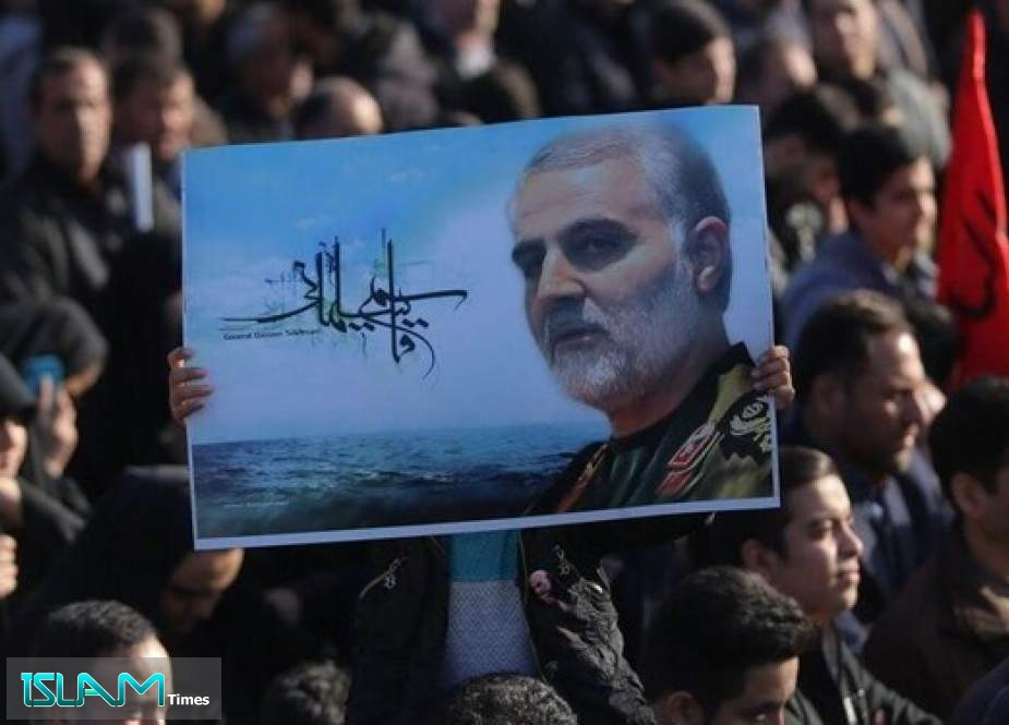 Resistance Front Takes Revenge from US, Israeli Army for Assassination of General Soleimani