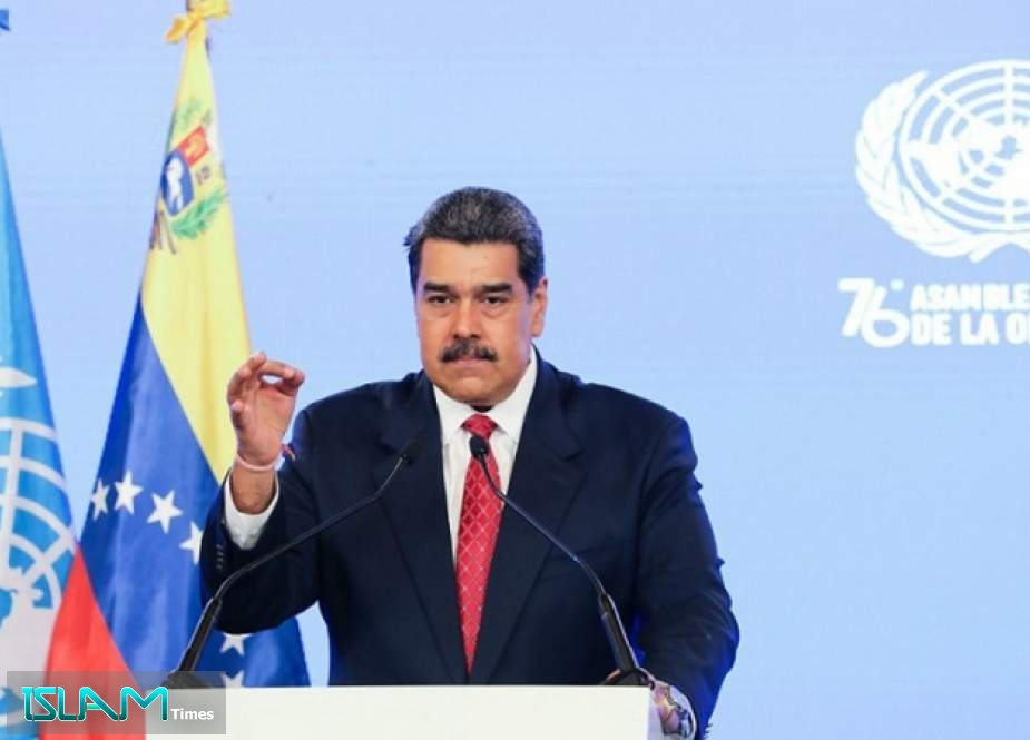 Maduro at UN Assembly: US Must End All Sanctions on Venezuela