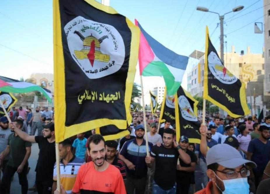 الجـــهاد الإسلامي تحذر الاحتلال من قمع اعتصام أسراها في سجن النقب