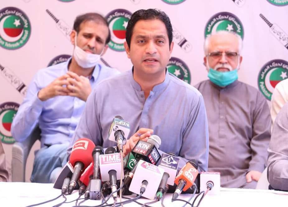 وزیراعظم نے پیغام دیا ہے کہ سندھ میں اگلی حکومت پی ٹی آئی کی ہوگی، خرم شیر زمان