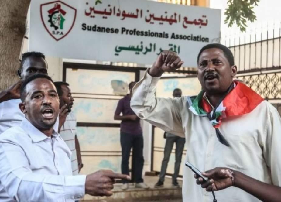 السودان..قوى التغيير وتجمع المهنيين يحذرون