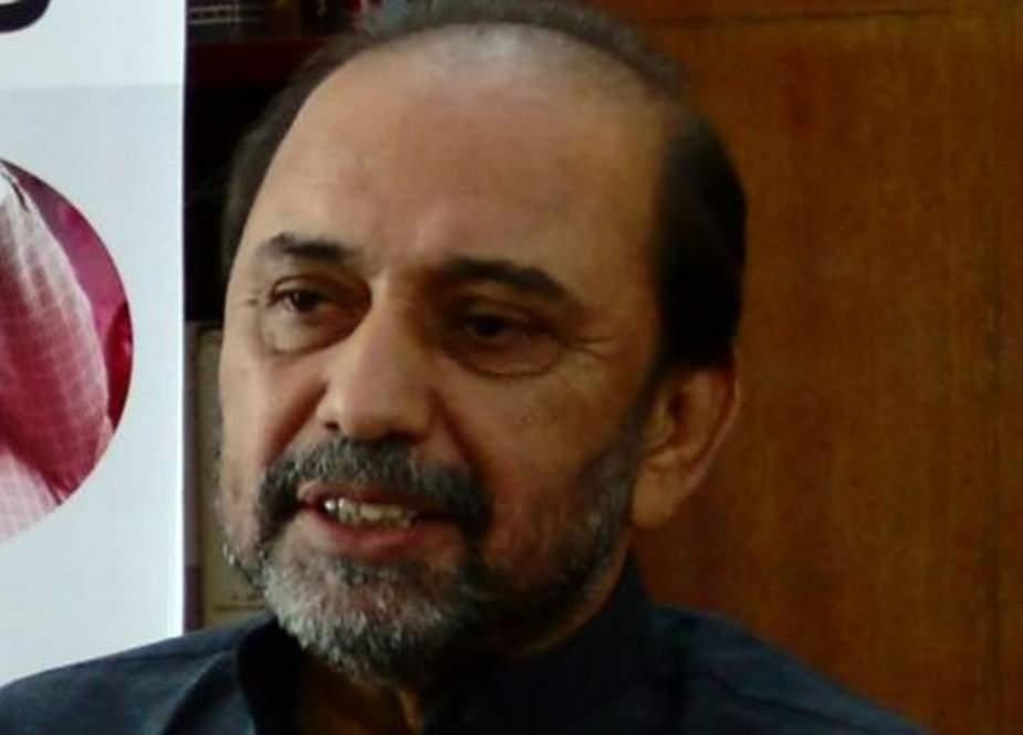 بارش کے ایک جھونکے نے سندھ حکومت کی 13 سالہ کارکردگی کا پول کھول دیا، جلال محمود شاہ